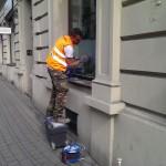 Firma usuwająca rysy na szkle Kraków