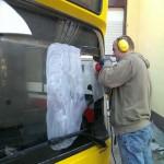 Jak usunąc rysę z szyby Warszawa