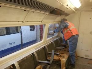 metro - likwidacja rys