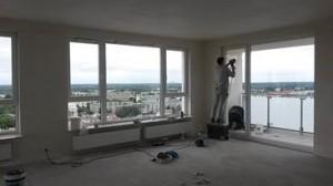 Polerowanie szkła i szyb