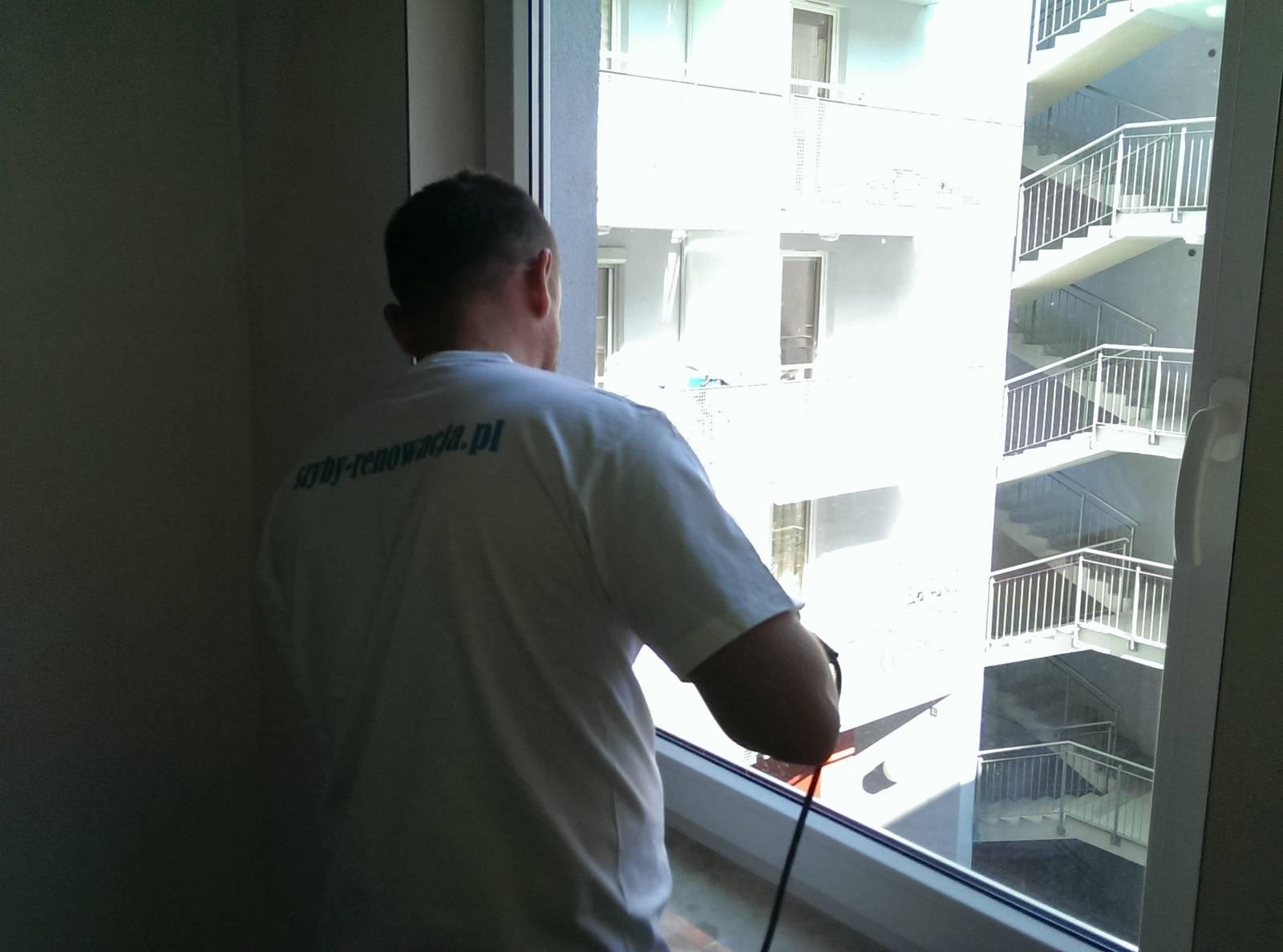 Vitrum - Polerowanie szyb, usuwanie rys ze szkła