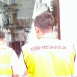 Usuwanie rys z szyb Kraków